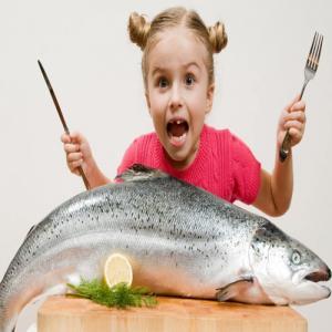 Study: Eating fish improve IQ and sleep
