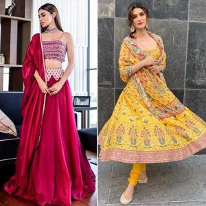 6 Ethnic colour combinations to wear this festive season