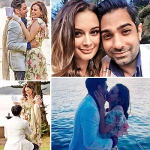 Evelyn Sharma gets engaged to Australian boyfriend