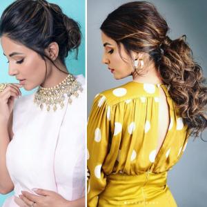 6 Hairdo inspirations from the most stylish celebrities