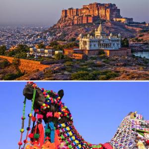 Top10 trending destinations in the world: Jodhpur become one of them