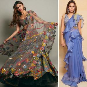 Make this wedding season stunning and stylish with these 10 ethnic outfits