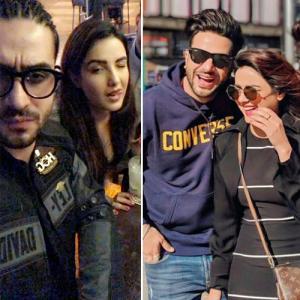 Jasmin Bhasin dating Aly Goni!