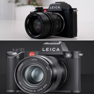 Leica unveiled SL2 full-frame mirrorless camera, 5K video and higher resolution