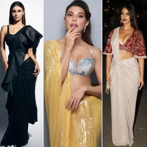 Latest saree trends: 6 Unique ways to draping a saree