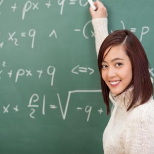Study: Girls are wired to be as good in maths as boys