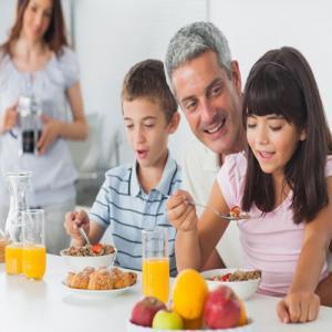 Study: Kids who eat regular breakfast score better