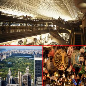 7 World's most popular tourist attractions