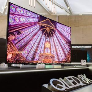 Samsung to unveil the world's first bezel-free TV with 5 advanced features