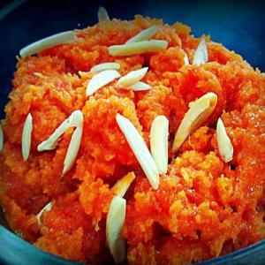 Gajar ka halwa recipe: Made with condensed milk