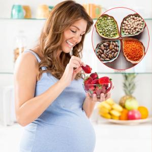 Pregnancy diet and nutrition: 10 Foods keeps you and your baby healthy