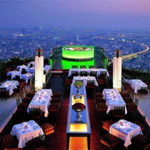 8 Restaurants with the best views in the world