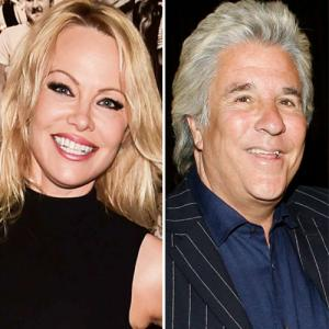 Pamela Anderson marries film producer Jon Peters in private ceremony