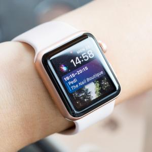 New patent reveals Apple Watch with a flat Digital Crown