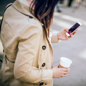 Study: Texting while walking more dangerous than talking on phone