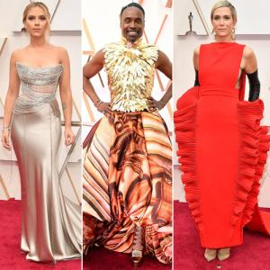 Oscars 2020 red carpet: 16 Celebs who stole all the attention