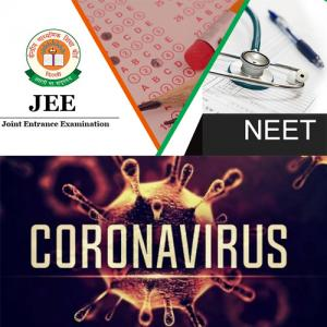 NEET, JEE Main Postponed Till the End of May due to Coronavirus