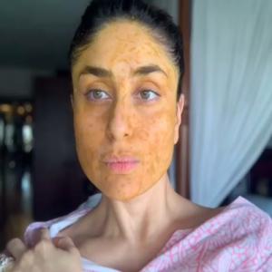 Kareena Kapoor Khan shares her in-house skincare routine