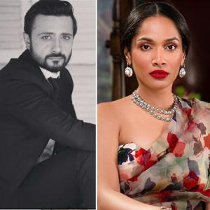 Masaba Gupta finds love in Aditi Rao Hydari's ex husband Satyadeep Mishra!