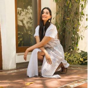 Lockdown diaries: Sonam Kapoor sets new summer fashion goals in Bhaane dress