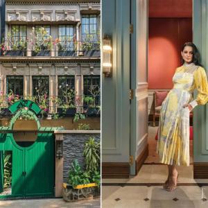 10 Stunning pictures of Kangana Ranaut`s 48 crore Pali Hill bungalow
