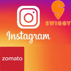 Instagram collaborates with Swiggy, Zomato for food ordering