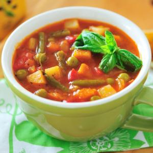 Healthy veg soup recipe
