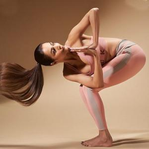 Malaika Arora nails jaw-dropping yoga pose, here`s how to do it