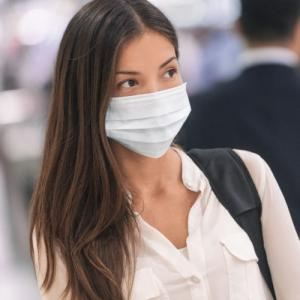 Study: People may be embarrassed to wear a mask in public