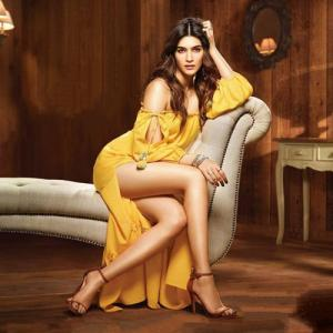 10 Evergreen looks of Kriti Sanon: She knows how to keep it stylish at all times
