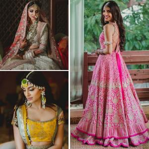 Miheeka Bajaj`s 5 wedding looks: Take inspiration from her for haldi to mehendi ceremony