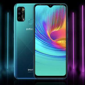 Infinix Smart 5 launched with 6.6-inch HD+ display, 5,000mAh battery and triple cameras