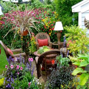 5 Steps to plan and design a garden