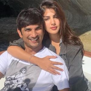 Rhea claims top filmmaker introduced Sushant to drugs, held parties at farmhouse