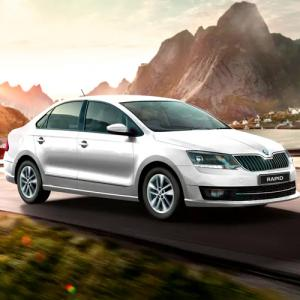 Skoda Rapid TSI automatic launched in India, know 7 top most features