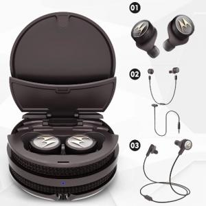 Motorola Tech3 TriX 3-in-1 hybrid earphones launched in India, know 5 features