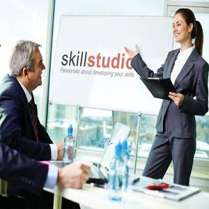 Present your points, not just PowerPoint, develop presentation skills