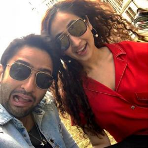Shaheer Sheikh confirms his relationship with Ruchikaa Kapoor