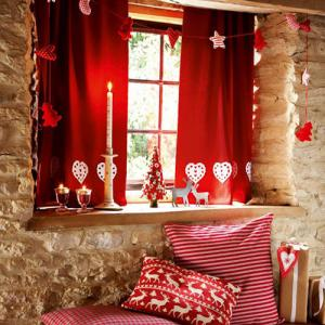 This festive season look your home fabulous with these 4 type of curtains