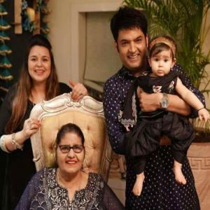 Kapil Sharma and Ginni Chatrath expecting their second child!