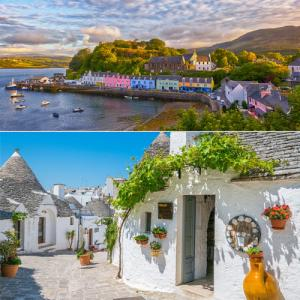 10 Most beautiful villages in the world you won`t believe