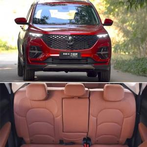 MG Hector Plus 7-seater version launched, to know more feature