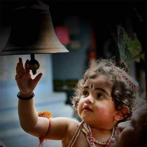The scientific reason behind bells in temples