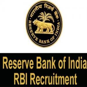 RBI Grade B Recruitment 2021, Apply for various posts