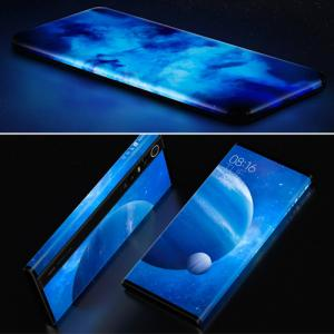 Xiaomi`s new smartphone to comes with Quad Curved Waterfall Display and no ports or buttons
