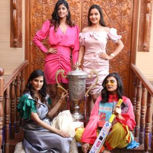 The captain will walk the ramp with models promoting cricket and fashion