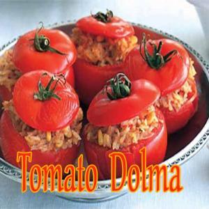 TOMATO DOLMA