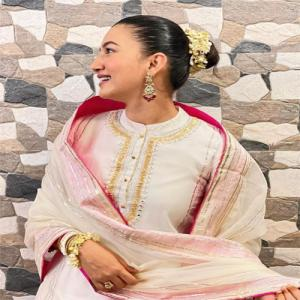 How Does Gauahar Khan Feels After Her Marriage!