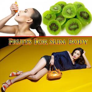 5 Fruits For Slim Body