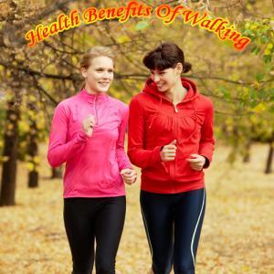 5 Health Benefits Of Walking